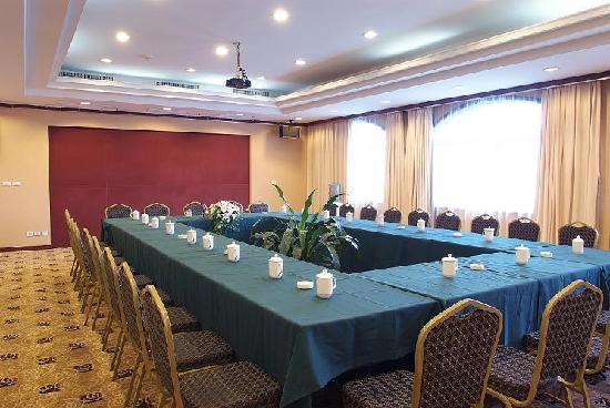 Wenzhou Hua Yuan Hotel: 酒店会议室