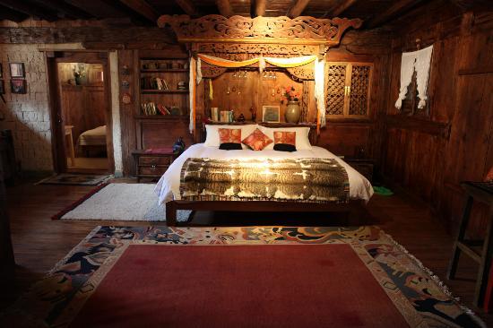 The Home Tibetan Home: 藏式套房
