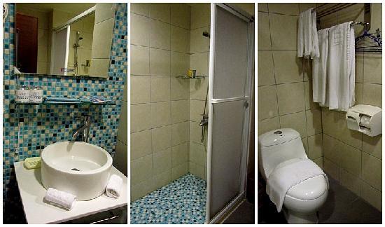 Airai Water Paradise Hotel & Spa: 322号房
