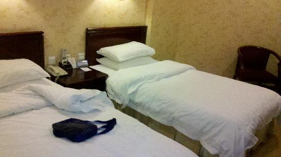 Phoenix Holiday Hotel: 房间