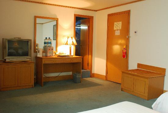 Chuanyu Hotel Railway Station Wulukou Wanda Plaza: 商务单间