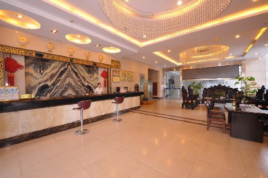 Guilin Zelin Hotel: 大厅