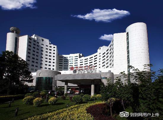 Media Center Hotel: 沐浴在阳光中的梅地亚中心