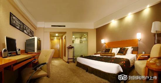 Media Center Hotel: 豪华大床房