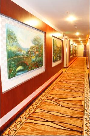 Dongfang Yinzuo Garden Hotel: 照片描述