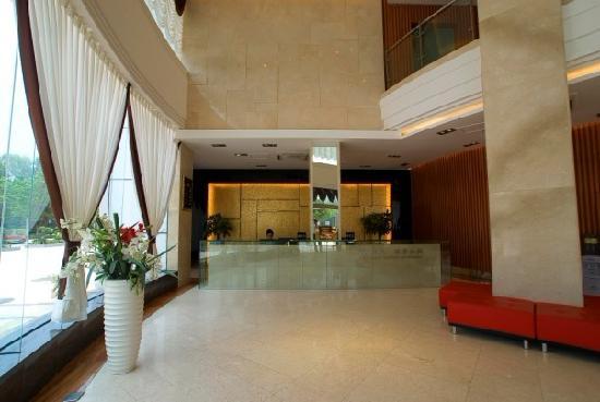 Jiada Business Apartment : 酒店大堂