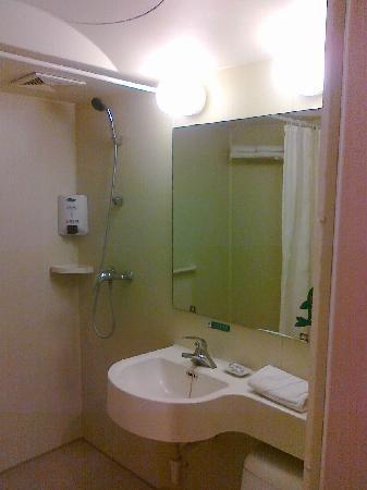 Jinjiang Inn Datong Pingchengqiao: 干净的洗手间