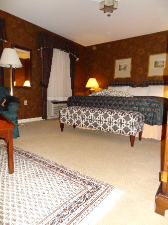 Carnegie Inn & Spa: DSC00199