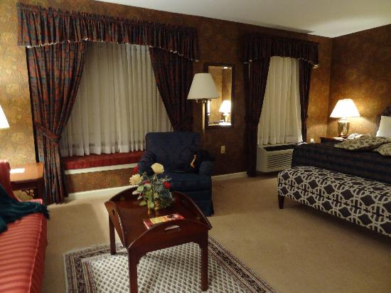 Carnegie Inn & Spa: DSC00197