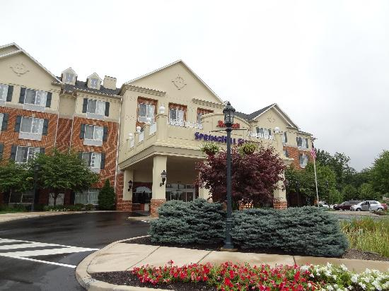 SpringHill Suites State College: DSC00163