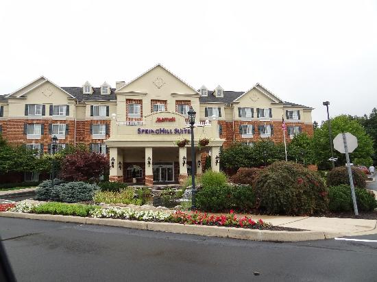 SpringHill Suites State College: DSC00164