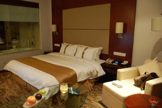 Holiday Inn Xiaoshan Hangzhou: 豪华房