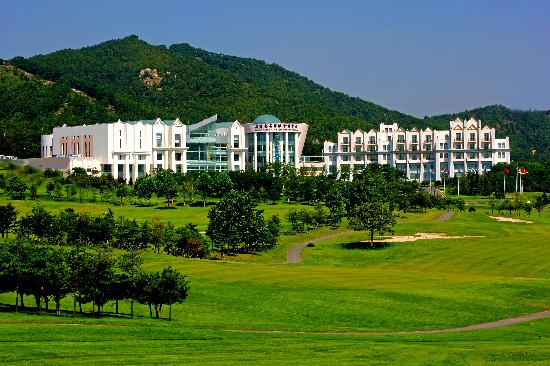 Golden Pebble International Convention Center & Resort