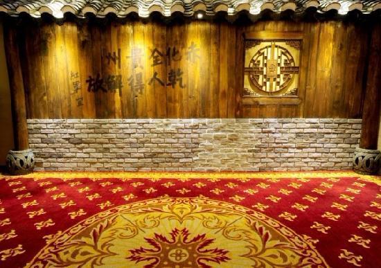 Jin Cheng Hotel: 客房电梯口
