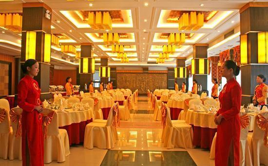Lichuan International Hotel: 宴会厅
