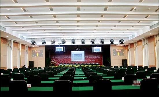 Lichuan International Hotel: 会议室