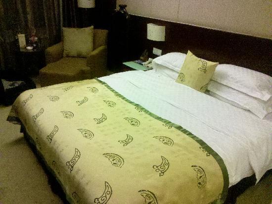 Pudong Sunshine Hotel Shanghai: 2011-04-25_18-41-28_670