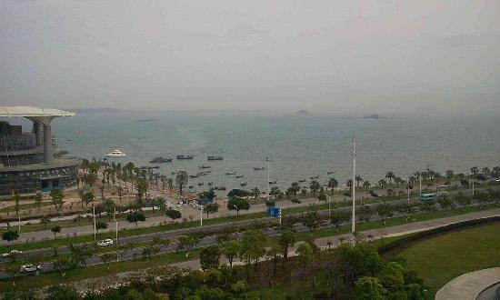 International Conference Hotel Xiamen: 海景