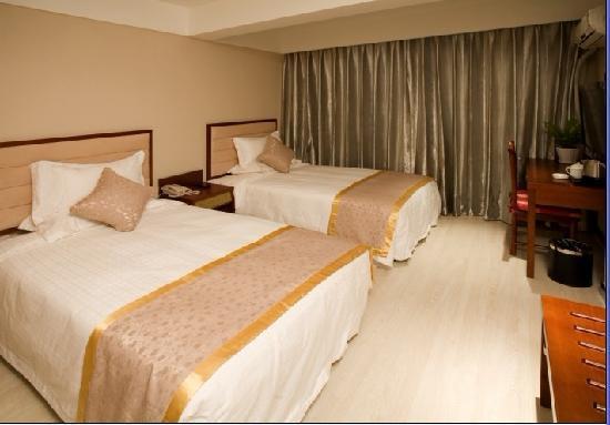 Beijing Saga Hotel: 中式豪华标间