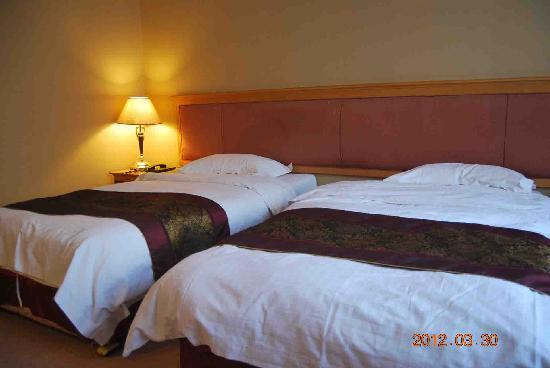 Camellia Hotel : 房间