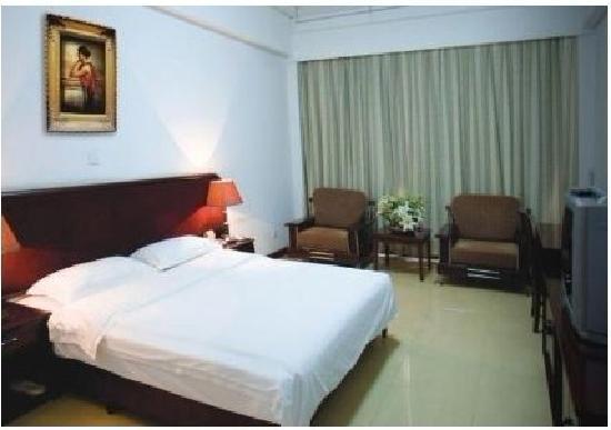 Xiye Hotel : 标准大床房