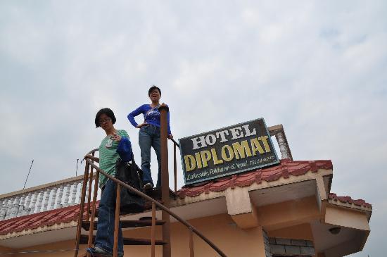 Hotel Diplomat: nepal 342