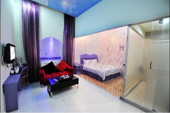 Lavender Hotel Shenzhen Huanan City   U03a3 U03b5 U03bd U03b6 U03ad U03bd   U039a U03af U03bd U03b1