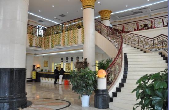 Fengtai Hotel : 酒店大厅