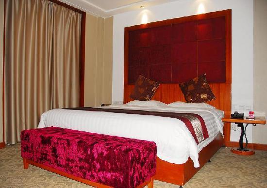 Taihang Grand Hotel: 商务大床间