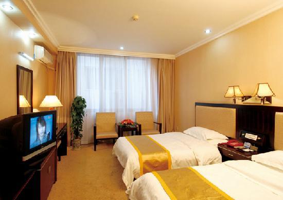 Zijinghua City Chain Hotel Guilin Jinwan: 标准间