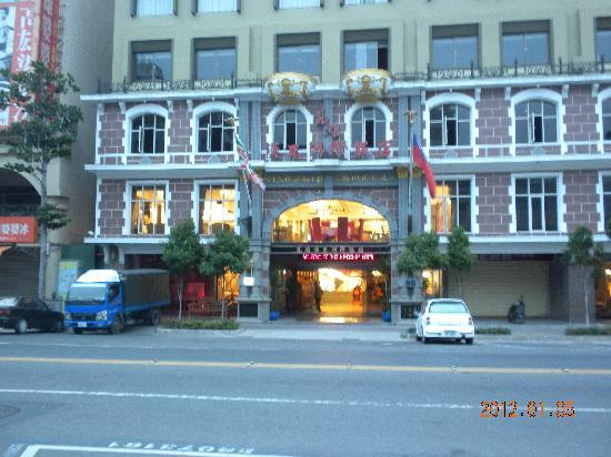 The Kingship Hotel Kaohsiung