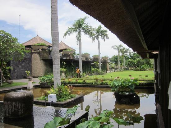 Le Grande Bali: 酒店环境