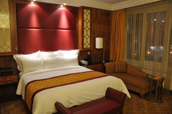 Renaissance Moscow Monarch Centre Hotel : 大床房间