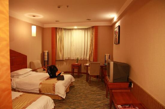 Mochou Lake International Hotel: 房间
