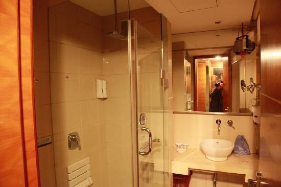 Mochou Lake International Hotel: 浴室