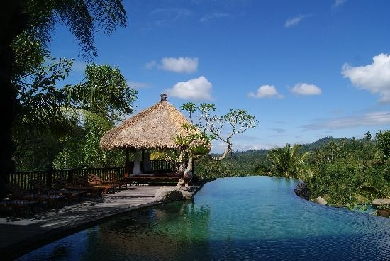 Dara Ayu Villas & Spa: MAIN POOL