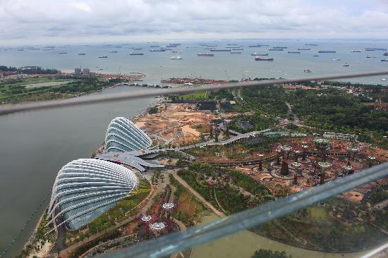 Singapore, Singapore: 建设中的新加坡花园