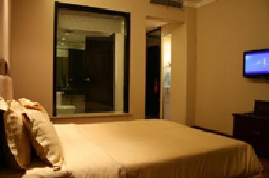 Zhao Wang Hotel: 数码标准间