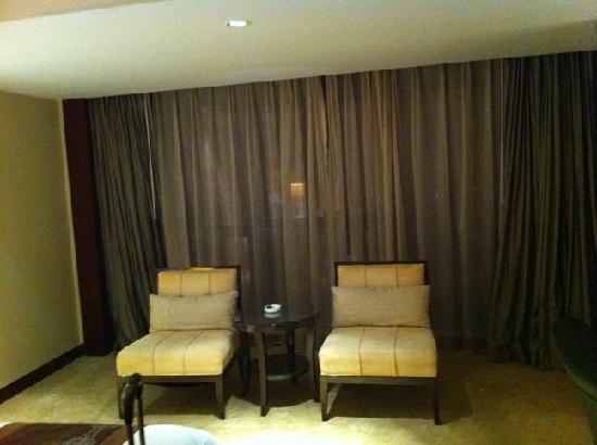 Lvjing Jinjiang Hotel: 沙发椅
