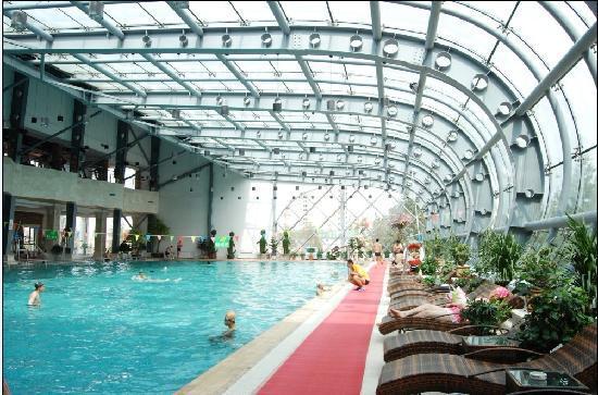 Bayan Nur Hotel : 游泳馆