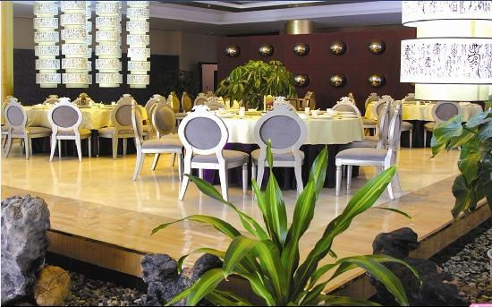 Bayan Nur Hotel : 成吉思汗厅