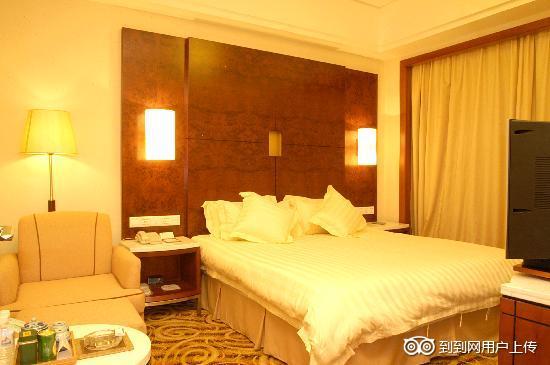 Haigang Hotel: 套房卧室