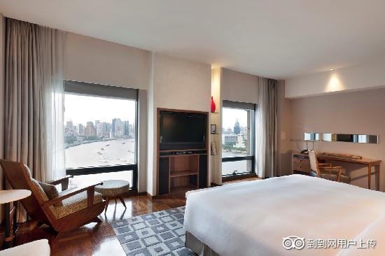 Les Suites Orient, Bund Shanghai: 怡上海豪华房Shanghai Deluxe River View