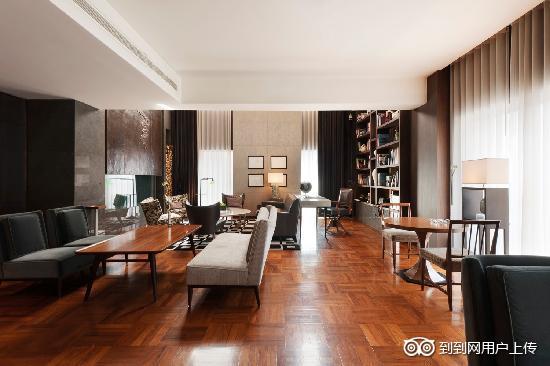Les Suites Orient, Bund Shanghai: 雪茄吧Cigar Bar