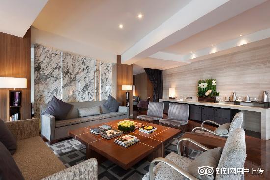 Les Suites Orient, Bund Shanghai: 交谊厅Le Lounge
