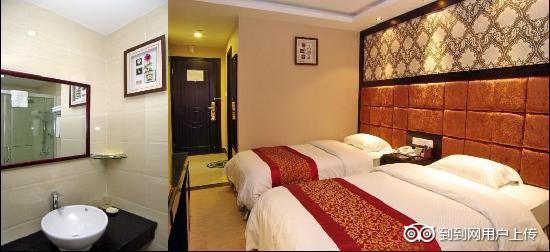 Guangzhou Lucky Hotel: 豪华双人房