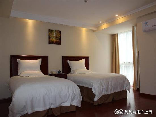 GreenTree Inn Xuyi Huaxia Business Hotel : 标间