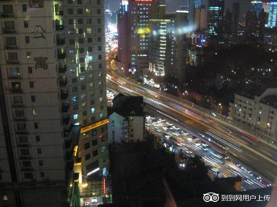 Hotel Nikko Shanghai: 夜景
