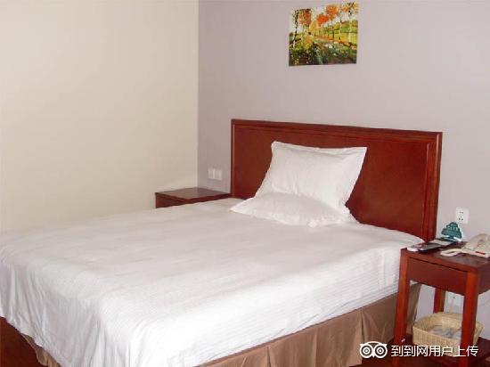GreenTree Inn Shanghai Xincheng Second Business Hotel: 客房