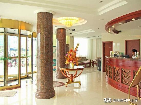 Green Tree Inn Taizhou Taidong Train station Business Hotel